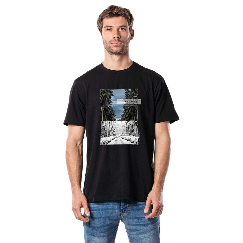 Rip Curl Gd/bd XXL Washed Black