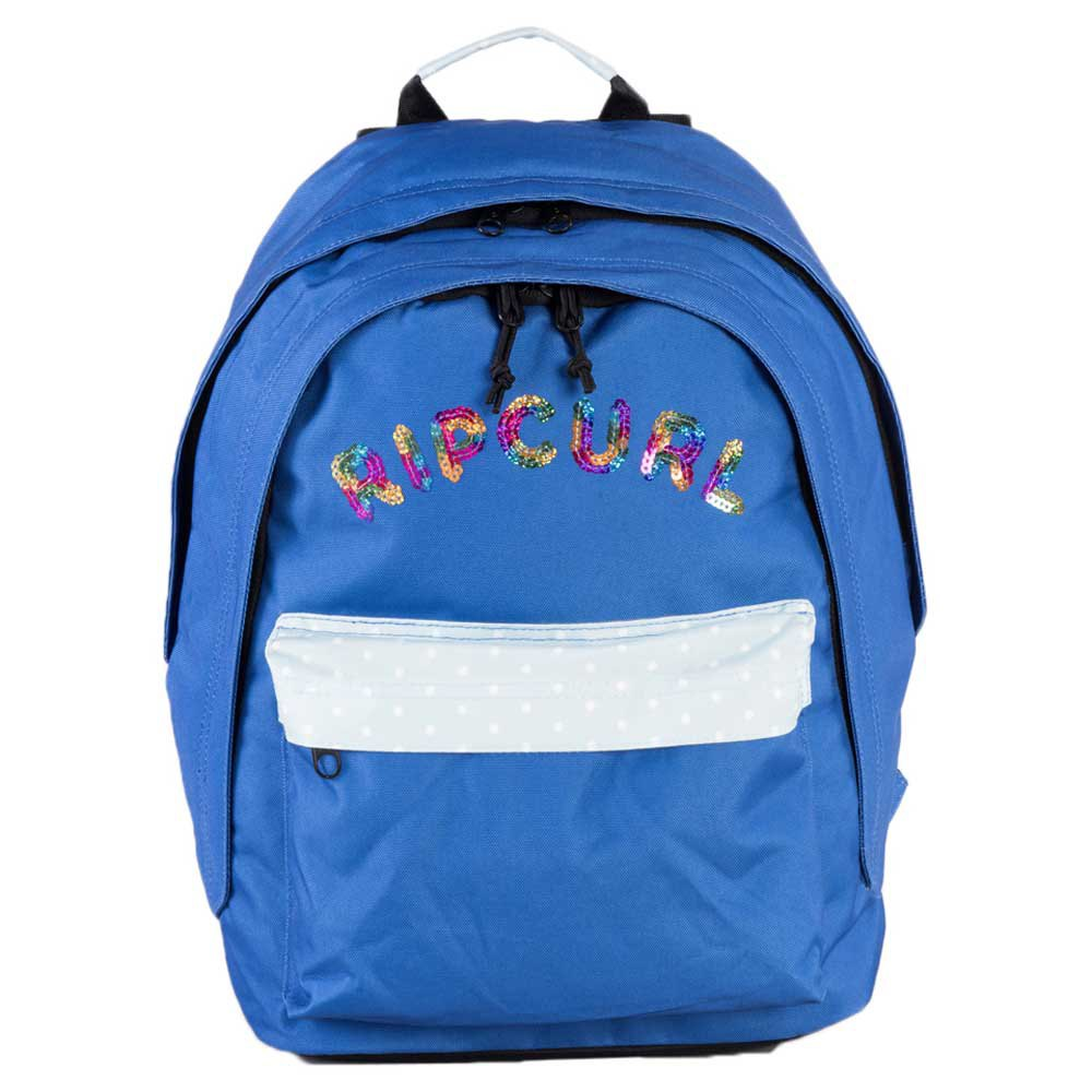 Rip Curl Double Dome Sequins 2 24l One Size Blue