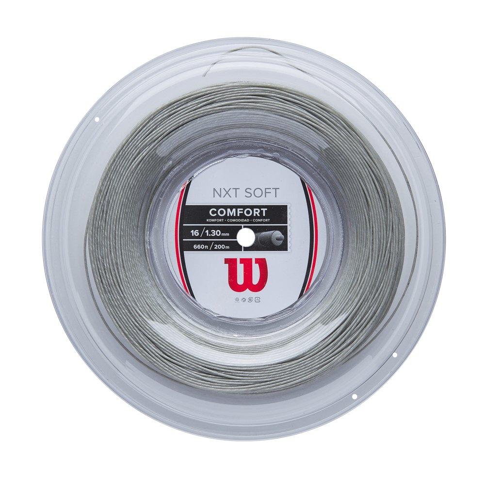Wilson Nxt Soft 200m 1.3 mm Silver
