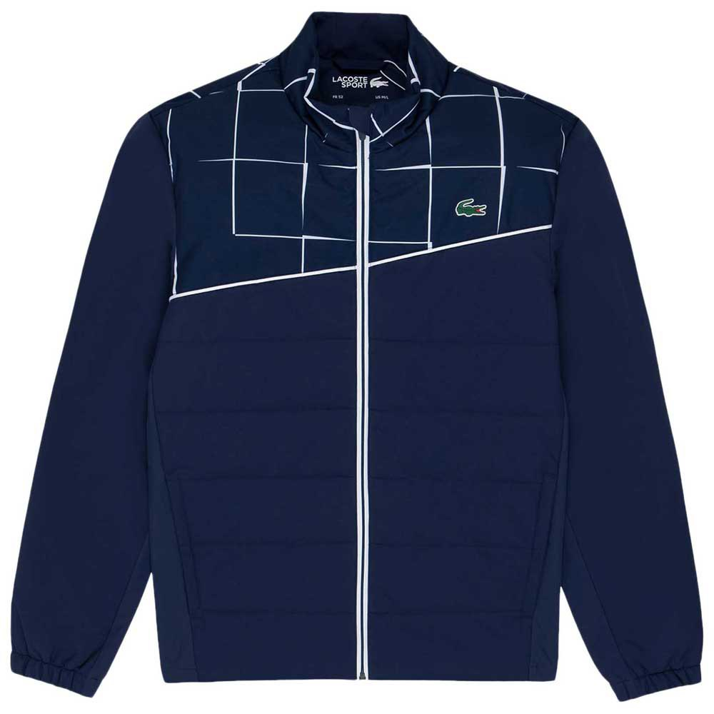 Lacoste Sport 54 Navy Blue / White
