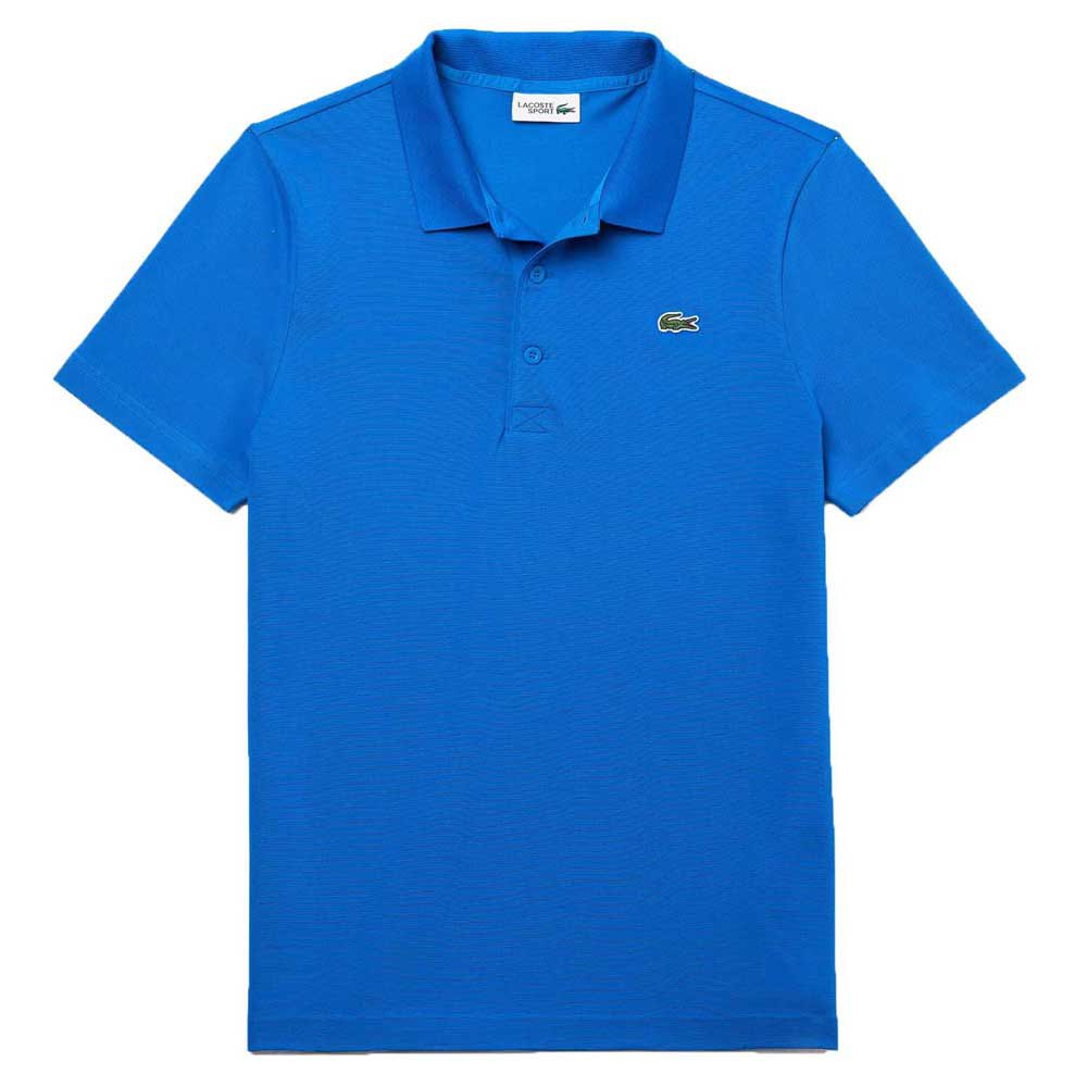 Lacoste Sport Cotton Blend Ottoman XL Blue/ Blue