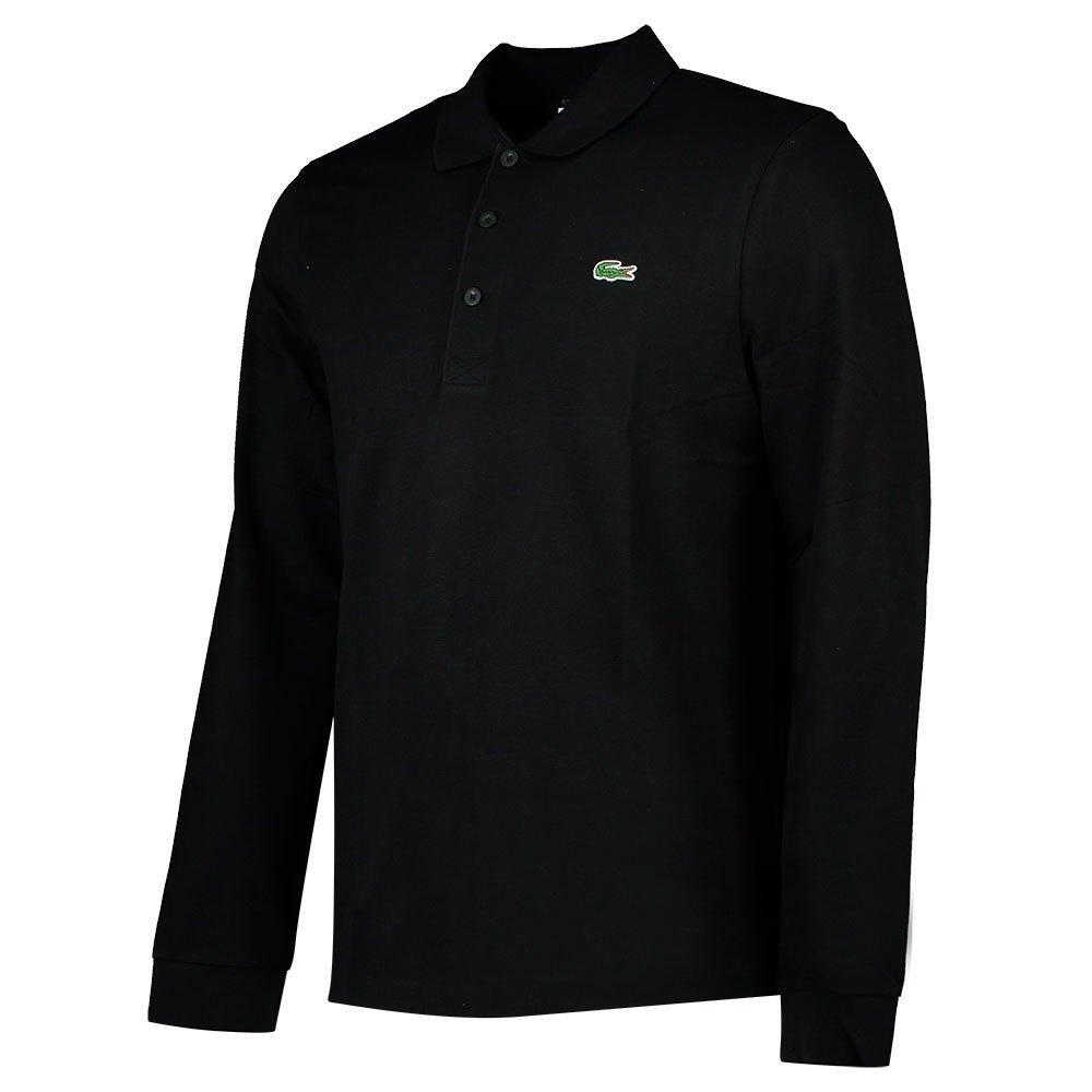 Lacoste Sport Cotton Ottoman XL Black / Black
