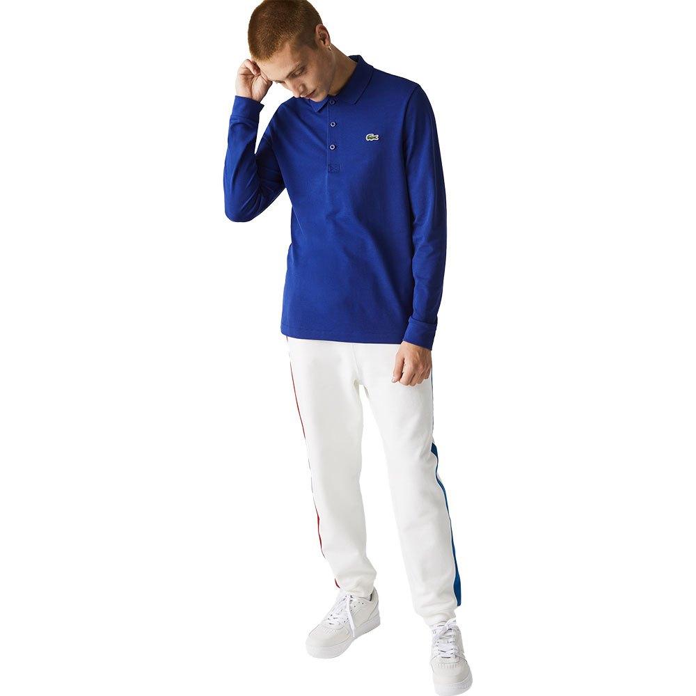 Lacoste Sport Cotton Ottoman S Blue / Blue
