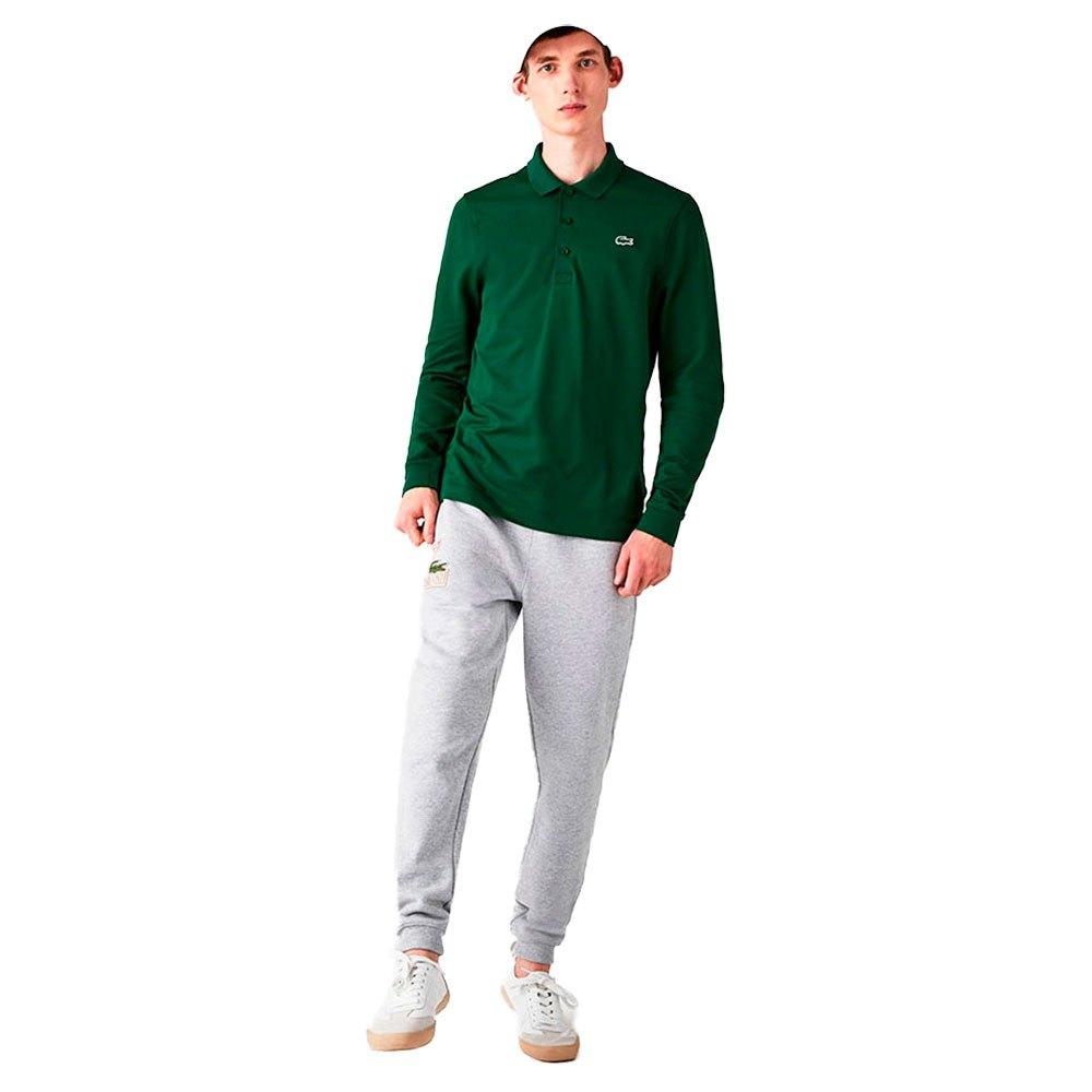 Lacoste Sport Cotton Ottoman S Green / Green