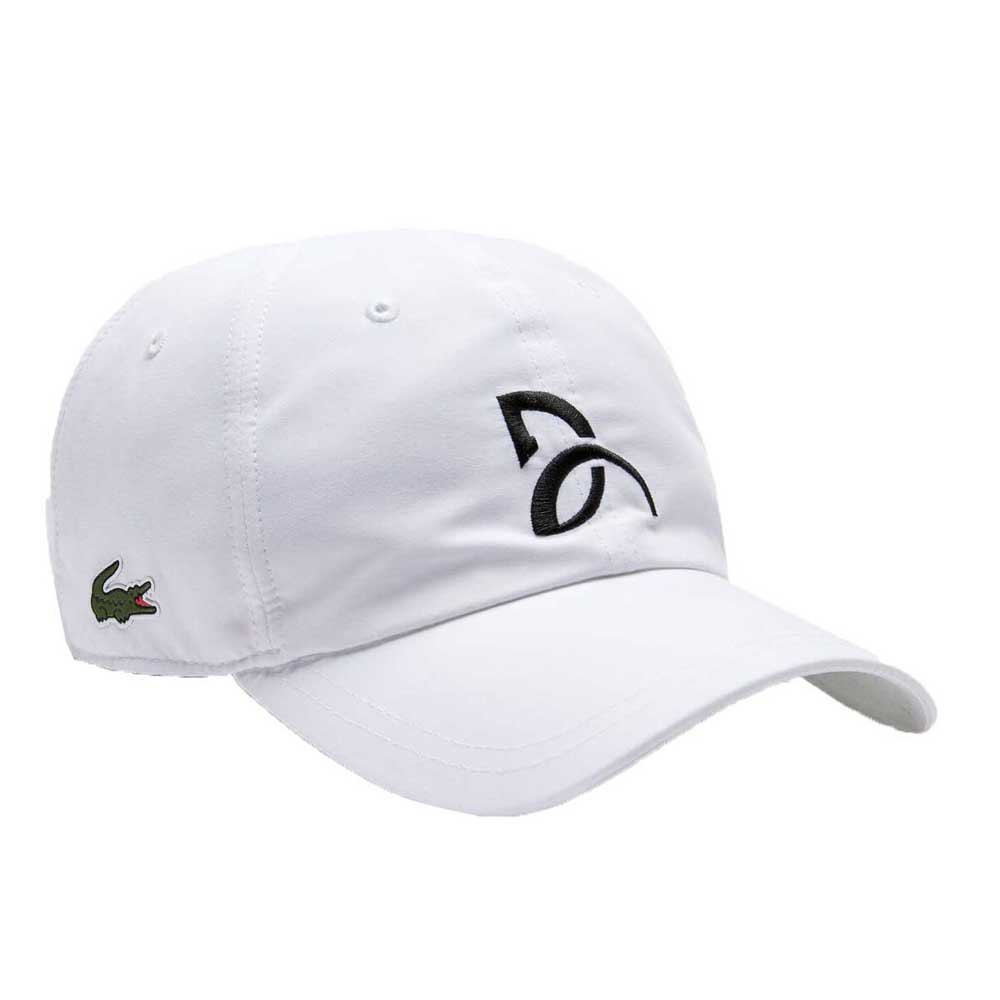 Lacoste Sport Cap One Size White / Navy Blue