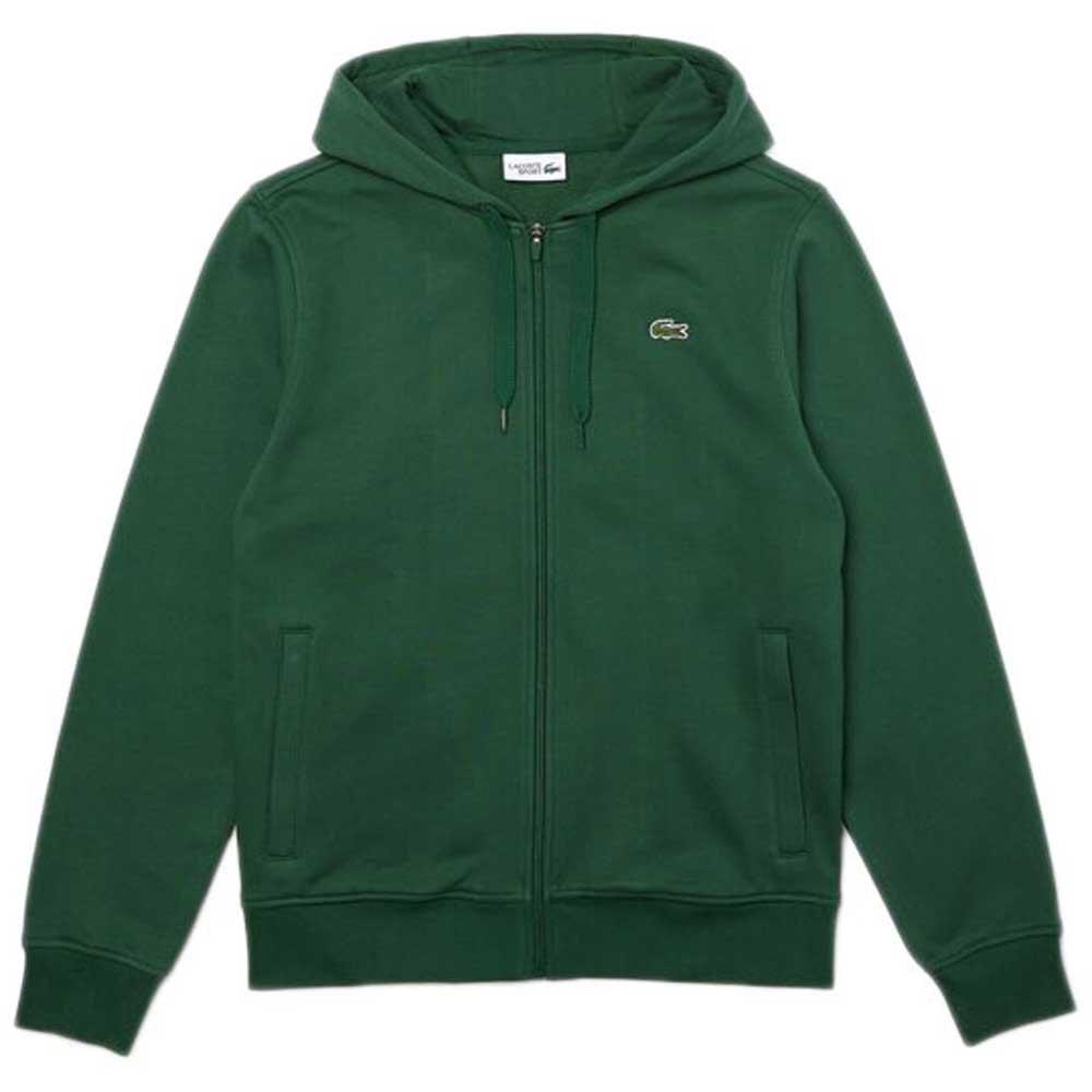 Lacoste Sport Lightweight Bi Material S Green / Green