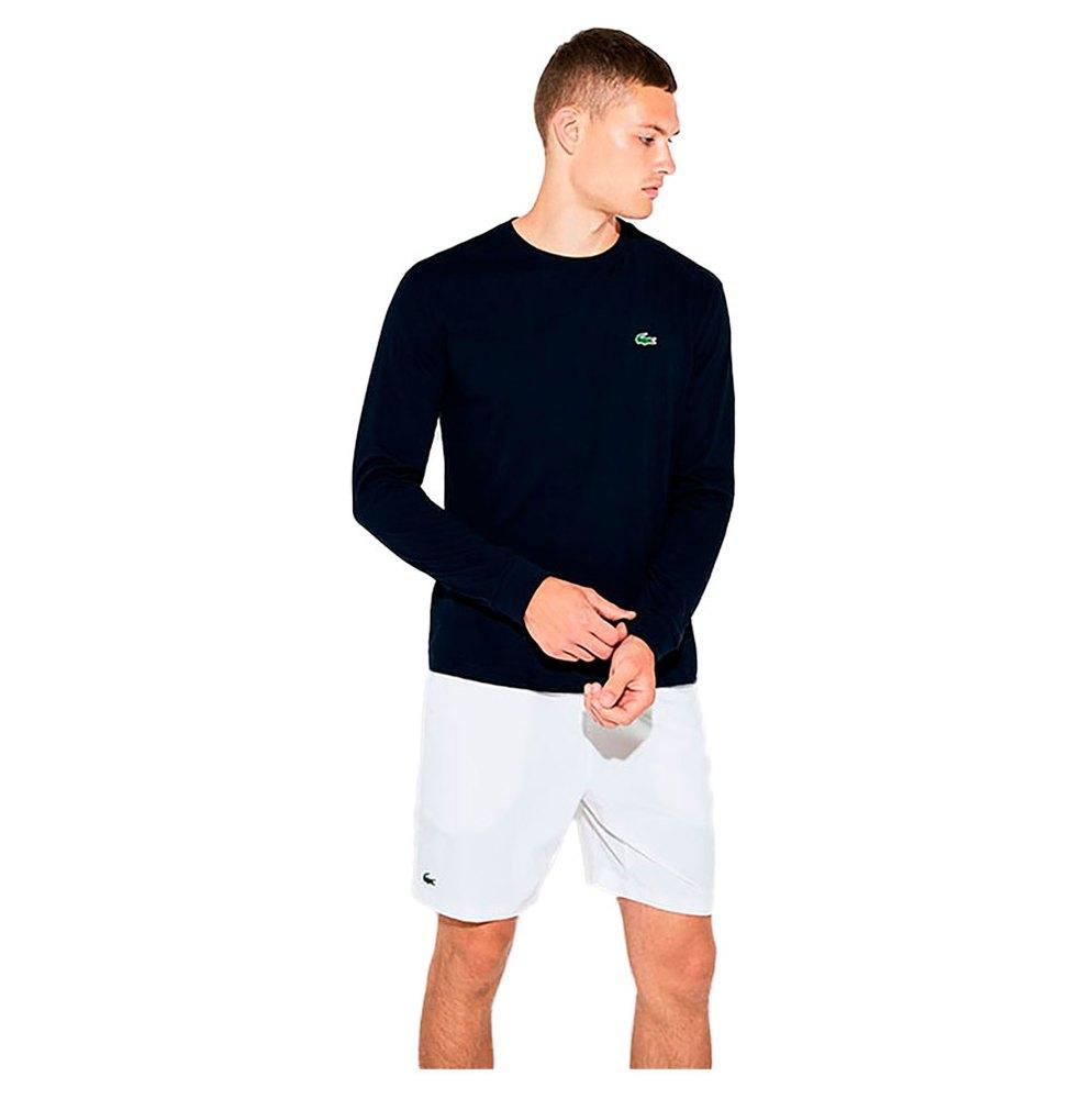 Lacoste Sporturtleneck T-shirt Manche Longue XS Navy Blue
