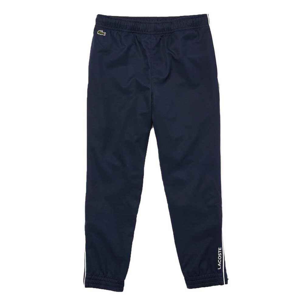 Lacoste Sport Piped Lightweight 16 Years Navy Blue / White