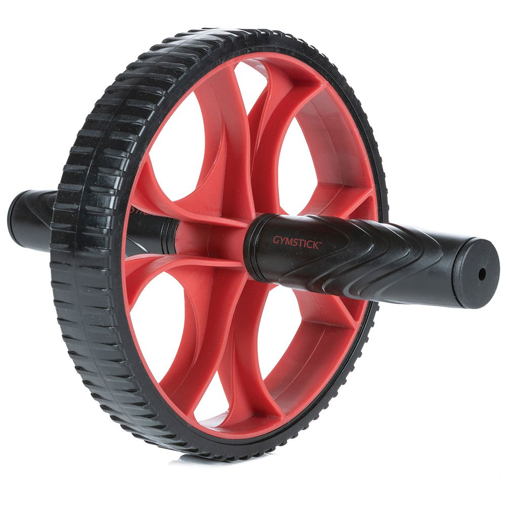 Gymstick Exercise Wheel One Size Black / Red