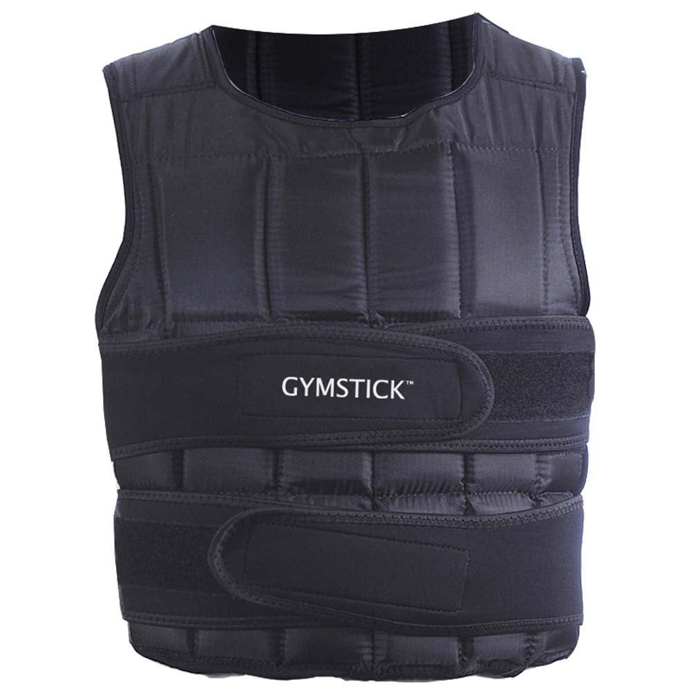 Gymstick Power Vest 10 Kg 10 kg Black
