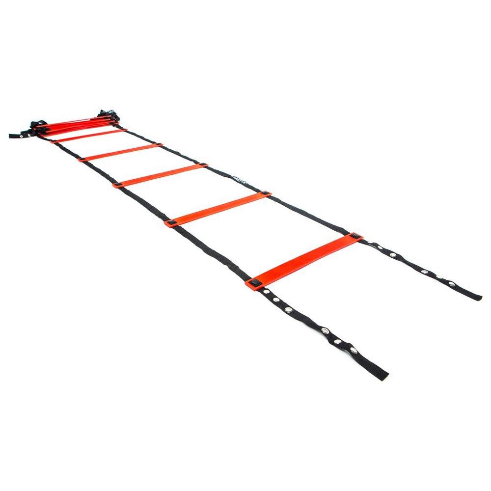 Gymstick Ladder 590 x 43 cm Black / Red