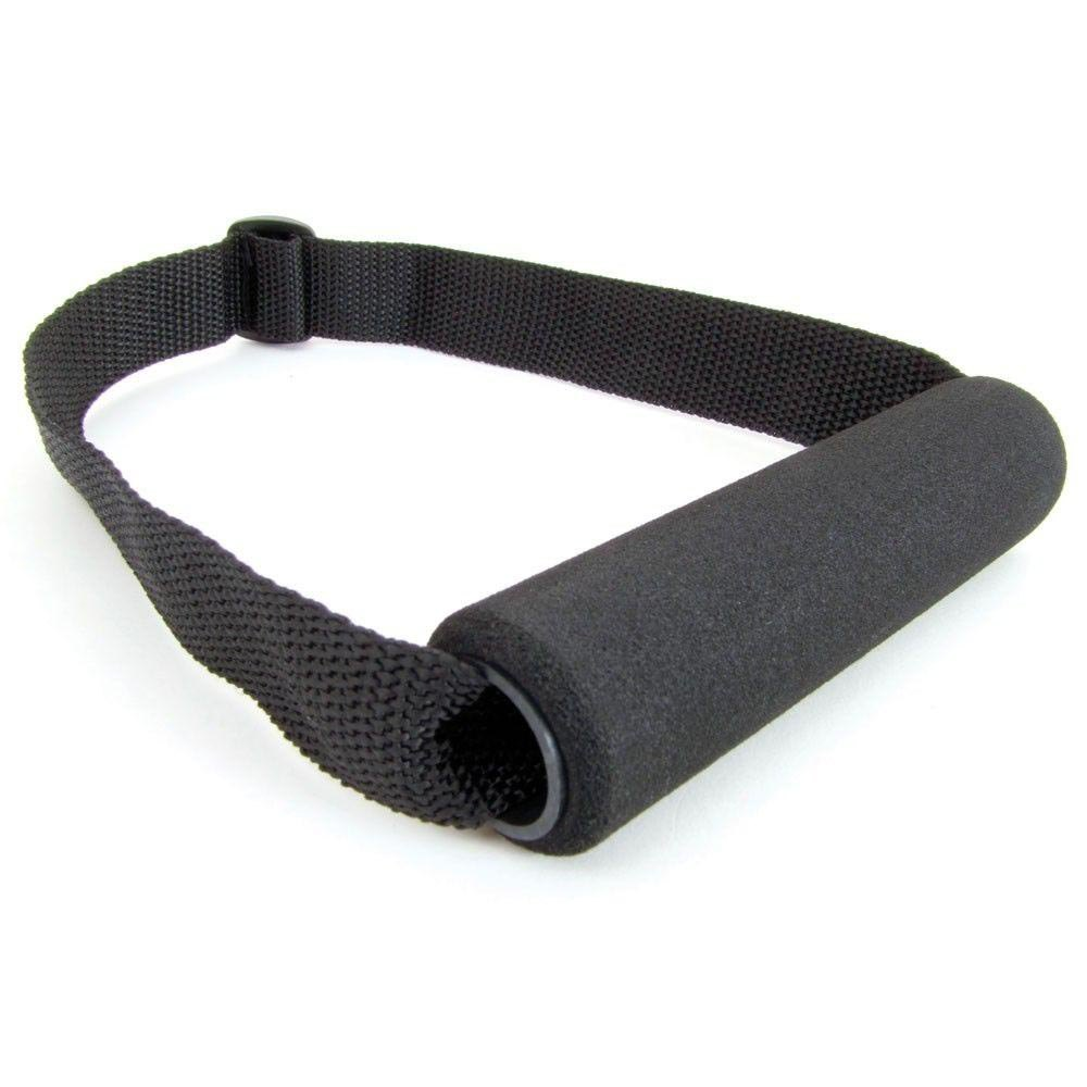 Gymstick Handles For Pro Exercise Band 11.5x18x3 cm Black