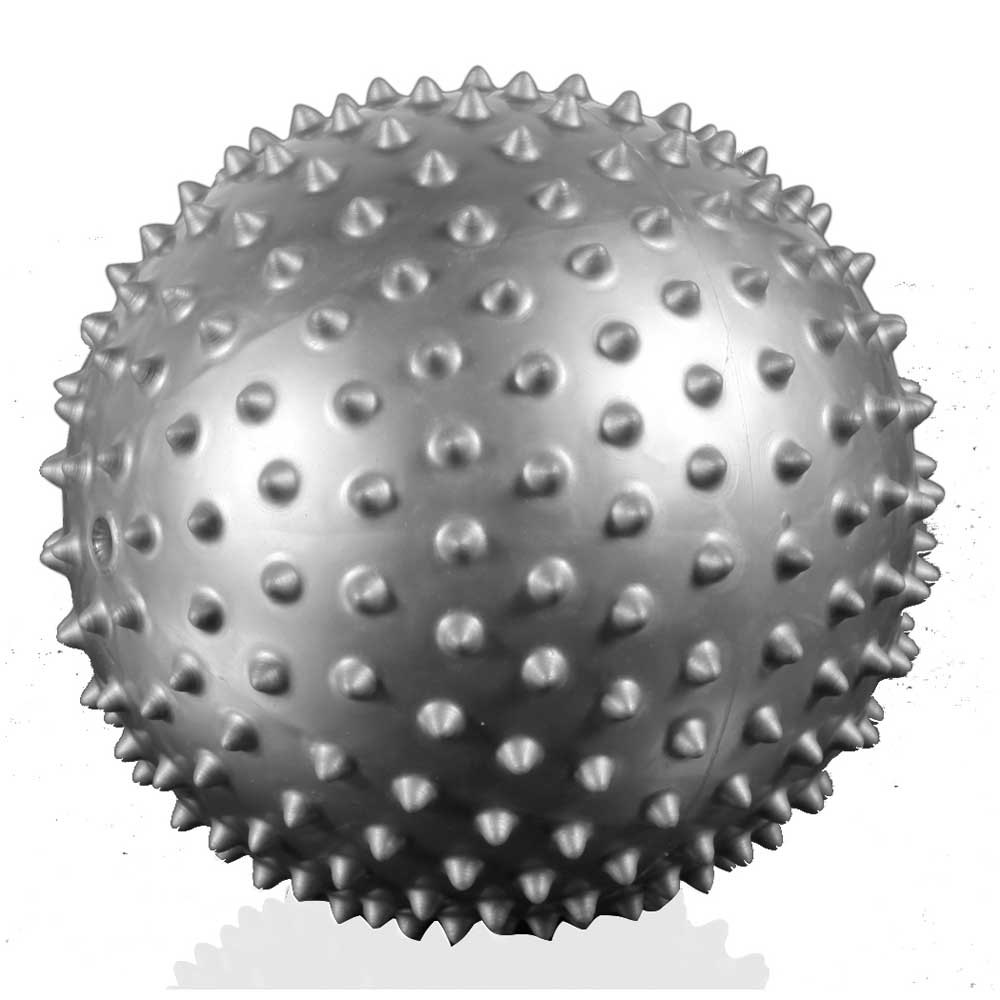 Gymstick Pilates Rolling Ball 20 cm Grey