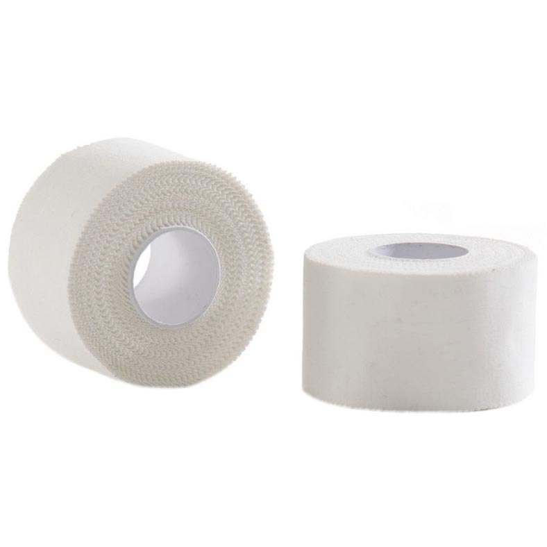 Gymstick Sports Tape Pair 10m 38mm White