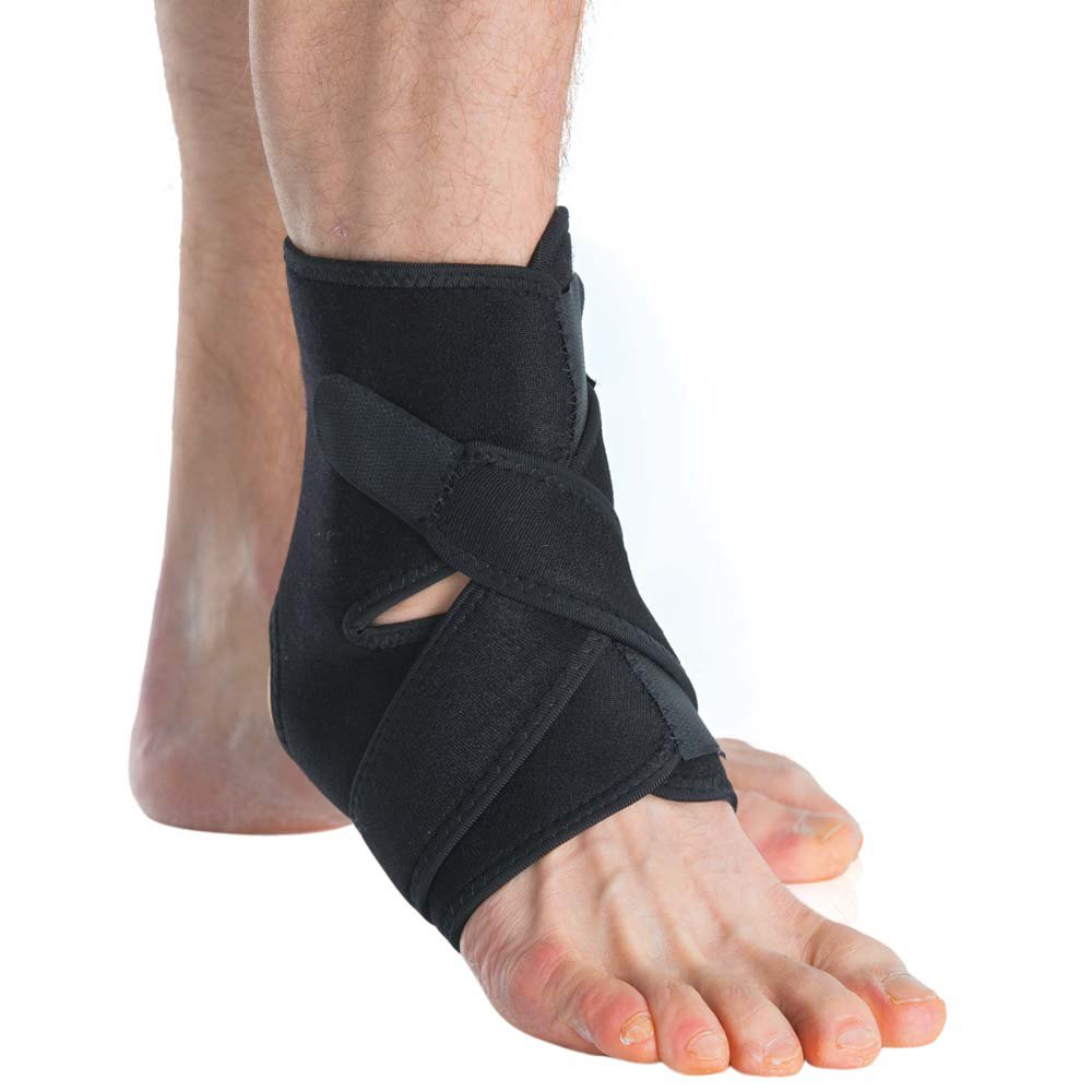 Gymstick Ankle Support 2.0 One Size Black