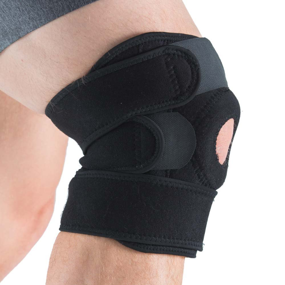 Gymstick Knee Support 2.0 One Size Black