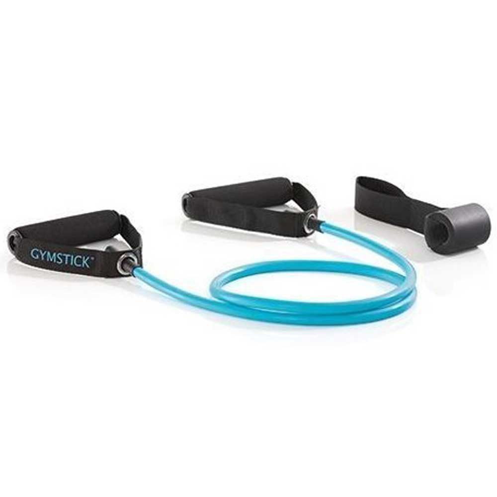 Gymstick Active Workout Tube With Door Anchor One Size Blue Sky