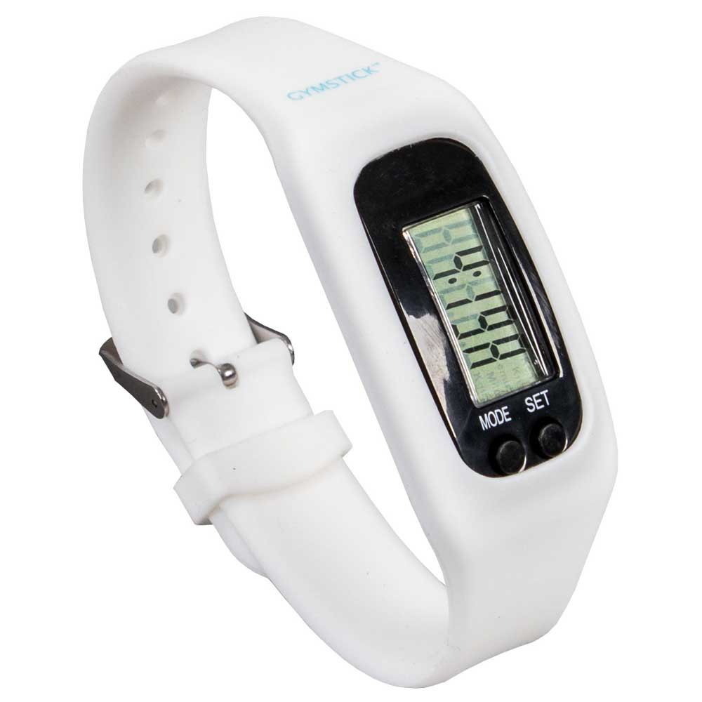 Gymstick Active Pedometer One Size White
