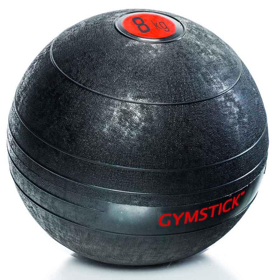 Gymstick Slam Ball 8 Kg 8 Kg Black