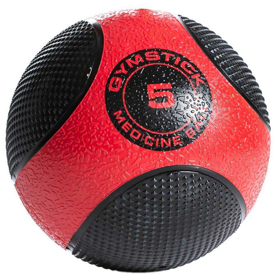Gymstick Medicine Ball 5 Kg 5 kg Black / Red