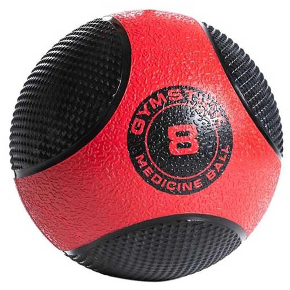 Gymstick Medicine Ball 8 Kg 8 Kg Black / Red