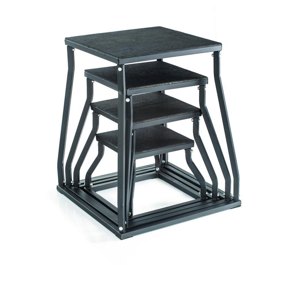 Gymstick Plyobox 75 Cm 63x63x75 cm Black