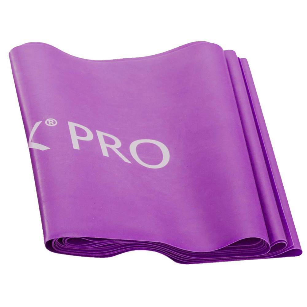 Gymstick Pro Exercise Band 45.7 M Super Heavy Purple