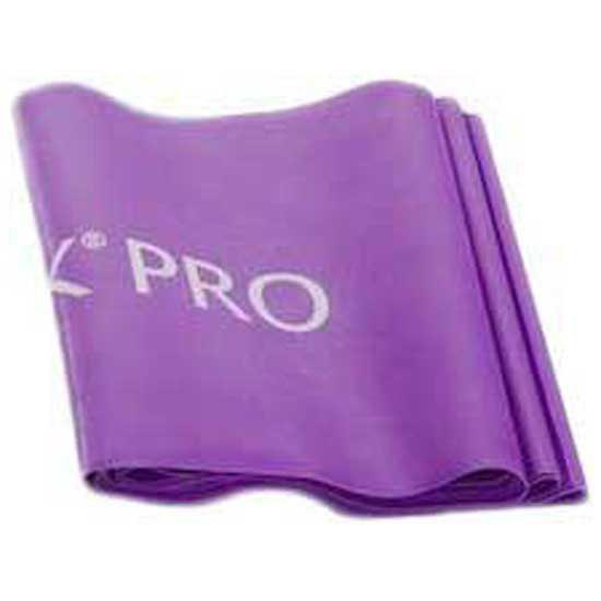 Gymstick Pro Exercise Band 2.5 M Super Heavy Purple