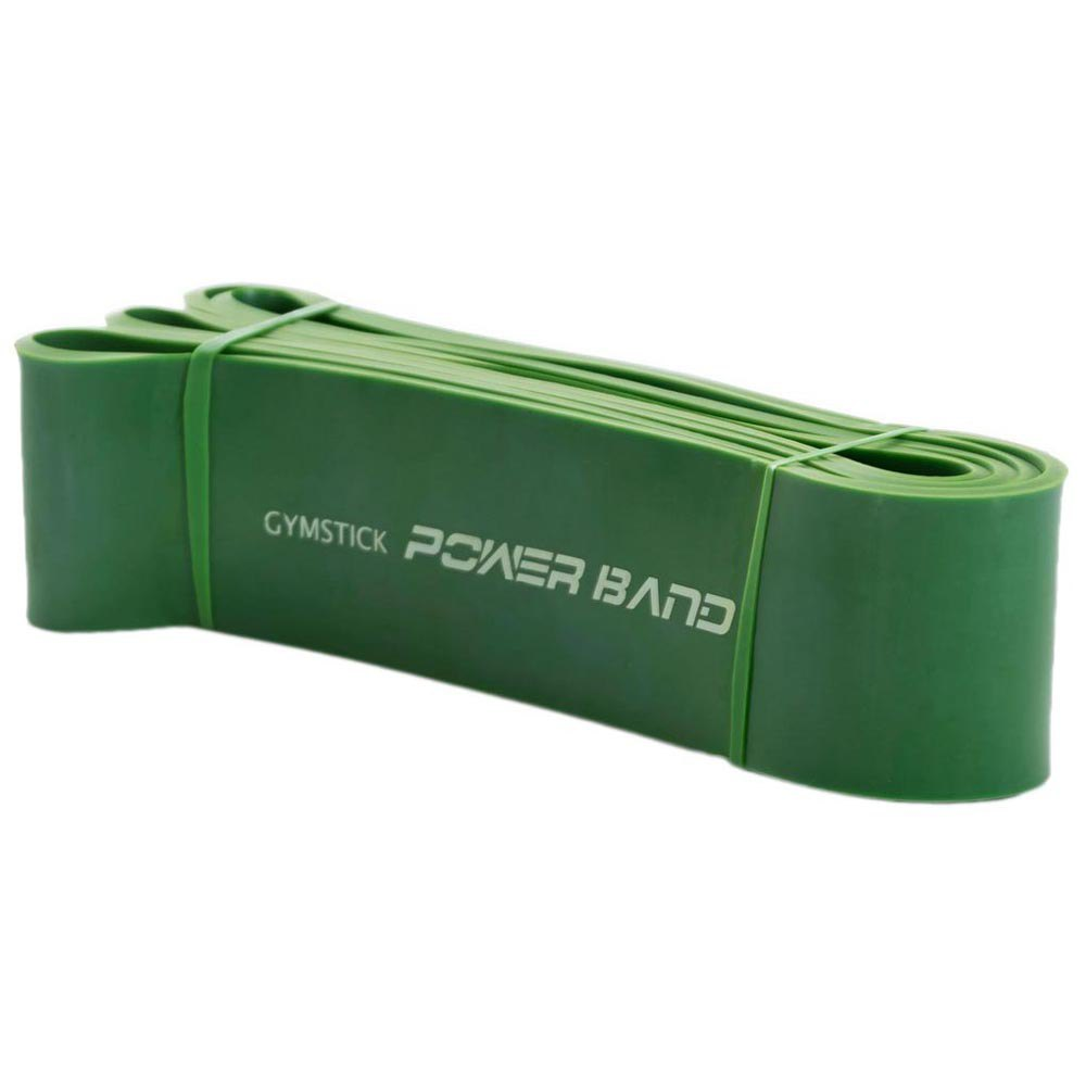 Gymstick Power Band Long Loop 104 Cm Extra Strong Green