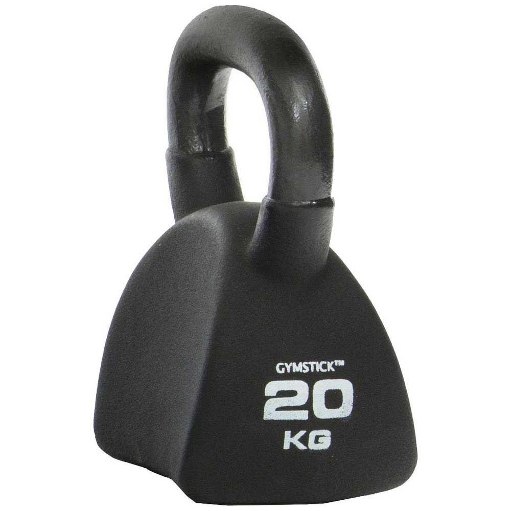 Gymstick Ergo Kettlebell 20kg 20 Kg Black