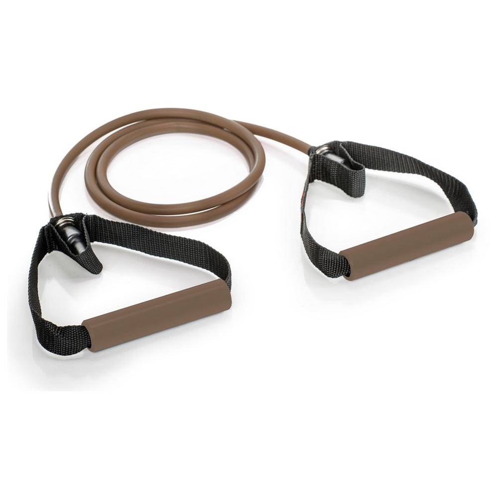 Gymstick Pro Exercise Tube Extra Strong Brown