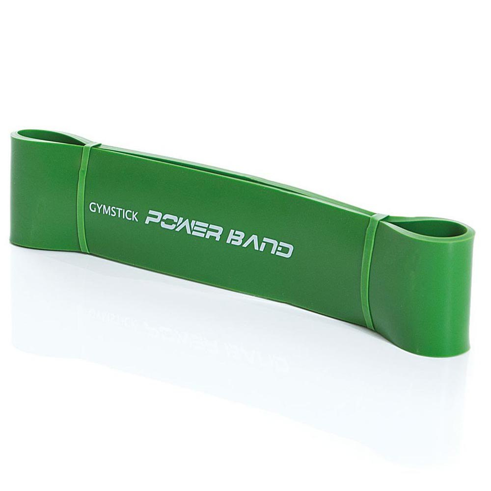 Gymstick Mini Power Band Long Loop 30.5 Cm Extra Strong Green