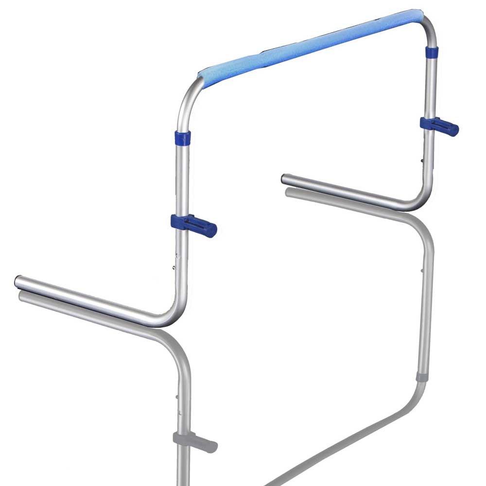 Gymstick Bounce-back Hurdle 66-105 Cm 78-66-105 cm Chromed / Blue