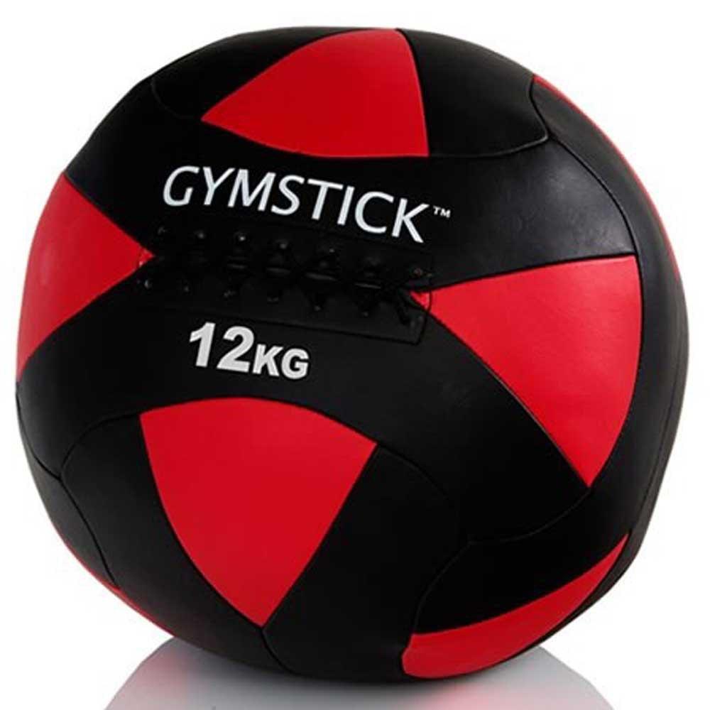 Gymstick Wall 12kg 12 kg Black / Red