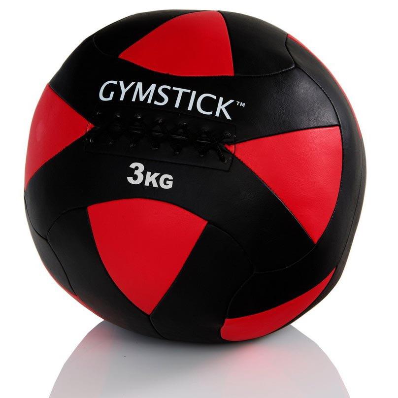Gymstick Wall Ball 3 Kg 3 Kg Black / Red