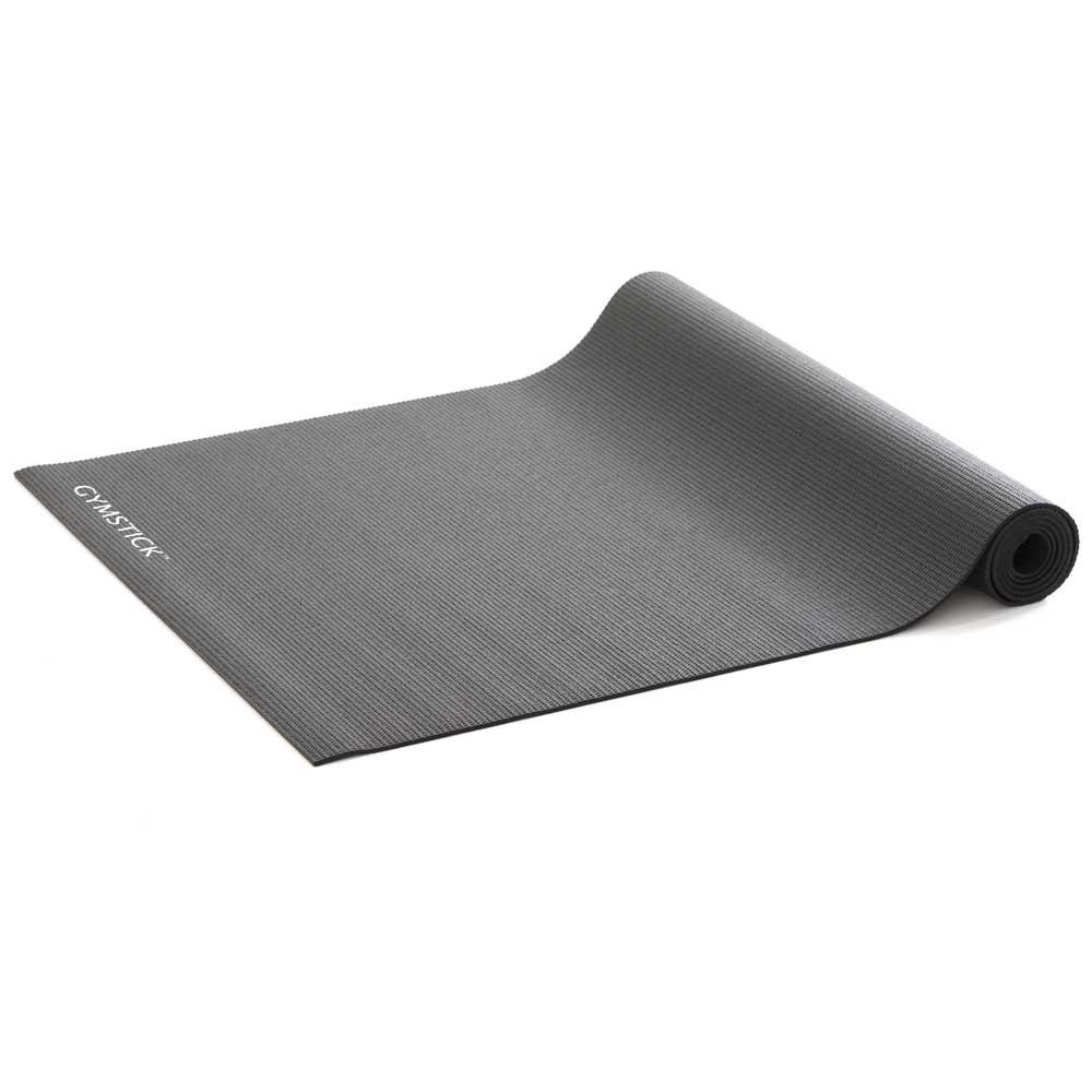 Gymstick Yoga 172x61x0.4 cm Black