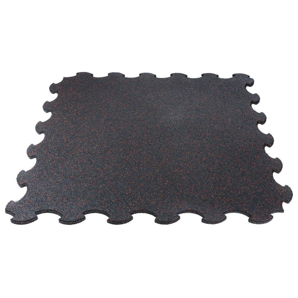 Gymstick Imbriquée Pro Caoutchouc 102.7x102.7x1.5 cm Black