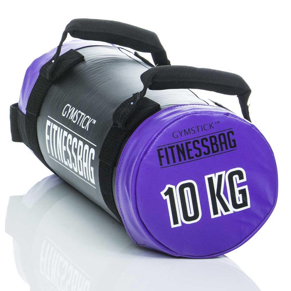 Gymstick Fitness Bag 10 Kg 10 Kg Black / Purple
