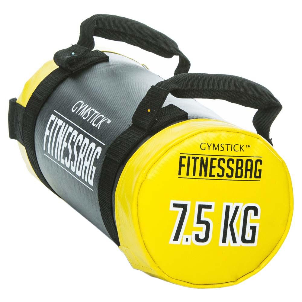 Gymstick Fitness Bag 7.5 Kg 7.5 kg Black / Yellow