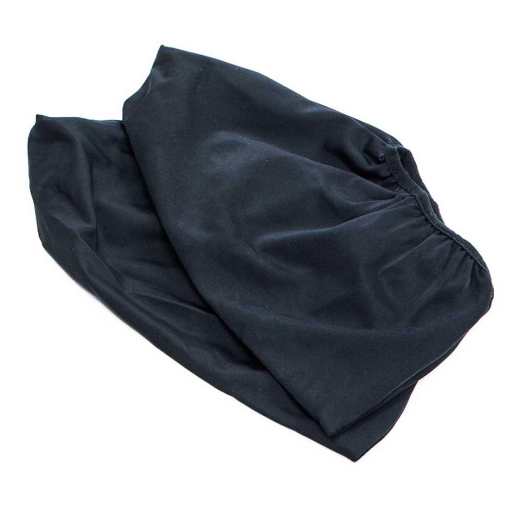 Gymstick Powerslider Lycra Socks One Size Black