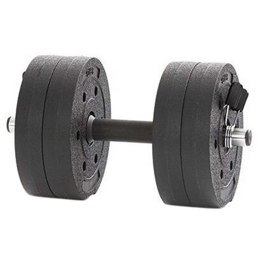Gymstick Active 10 Kg Vinyl Dumbbell Set 10 kg Black
