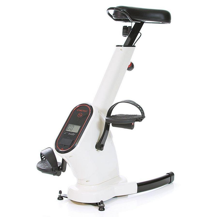 Gymstick Desk Bike One Size White / Black
