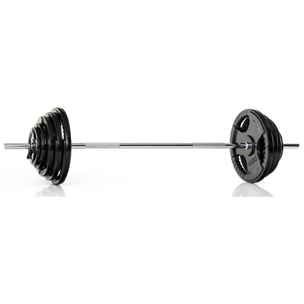 Gymstick 10kg Lifting Bar 10 kg Chrome