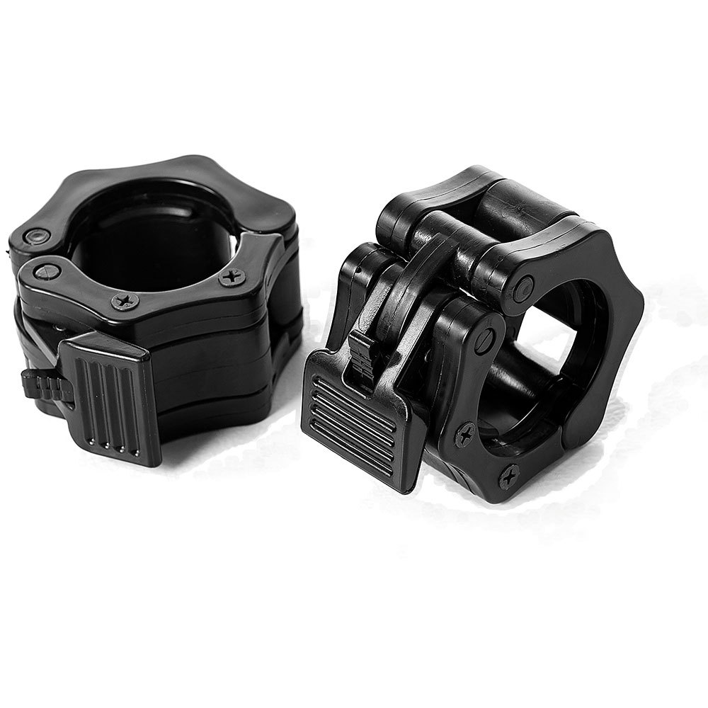 Gymstick Flip-lock Collars 50mm 50 mm Black