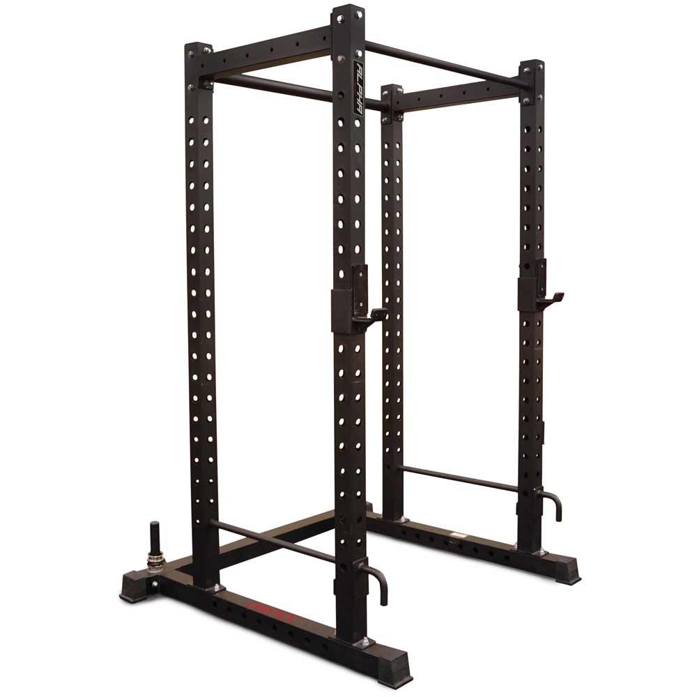 Gymstick Alpha Power Rack 147x127x213 cm Black
