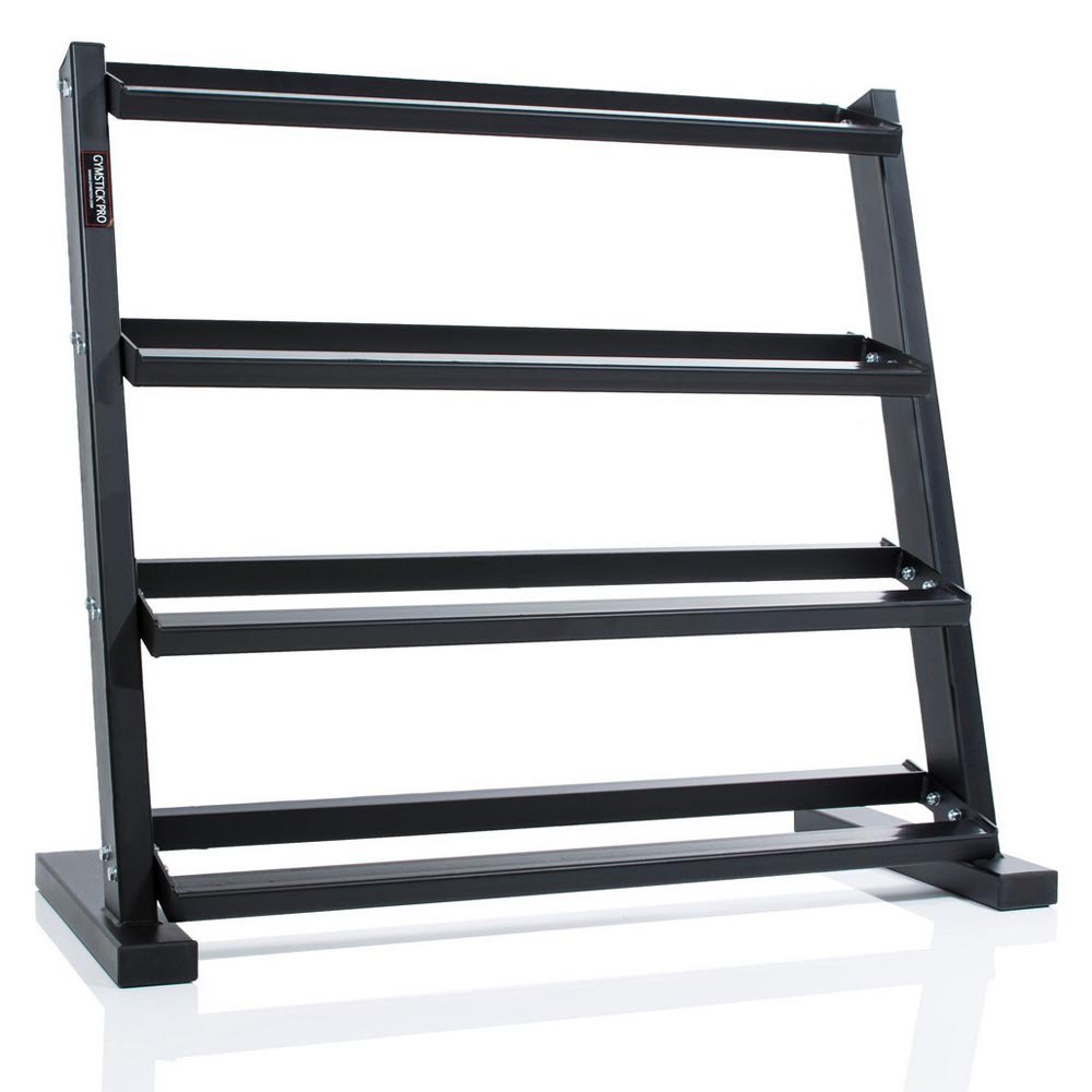 Gymstick Multi-layer Rack For Dumbbells 71x133x120 cm Black