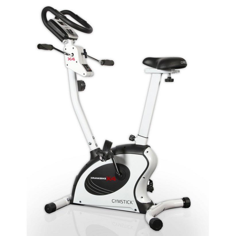 Gymstick Bicicleta Estática Crank X4 One Size Black