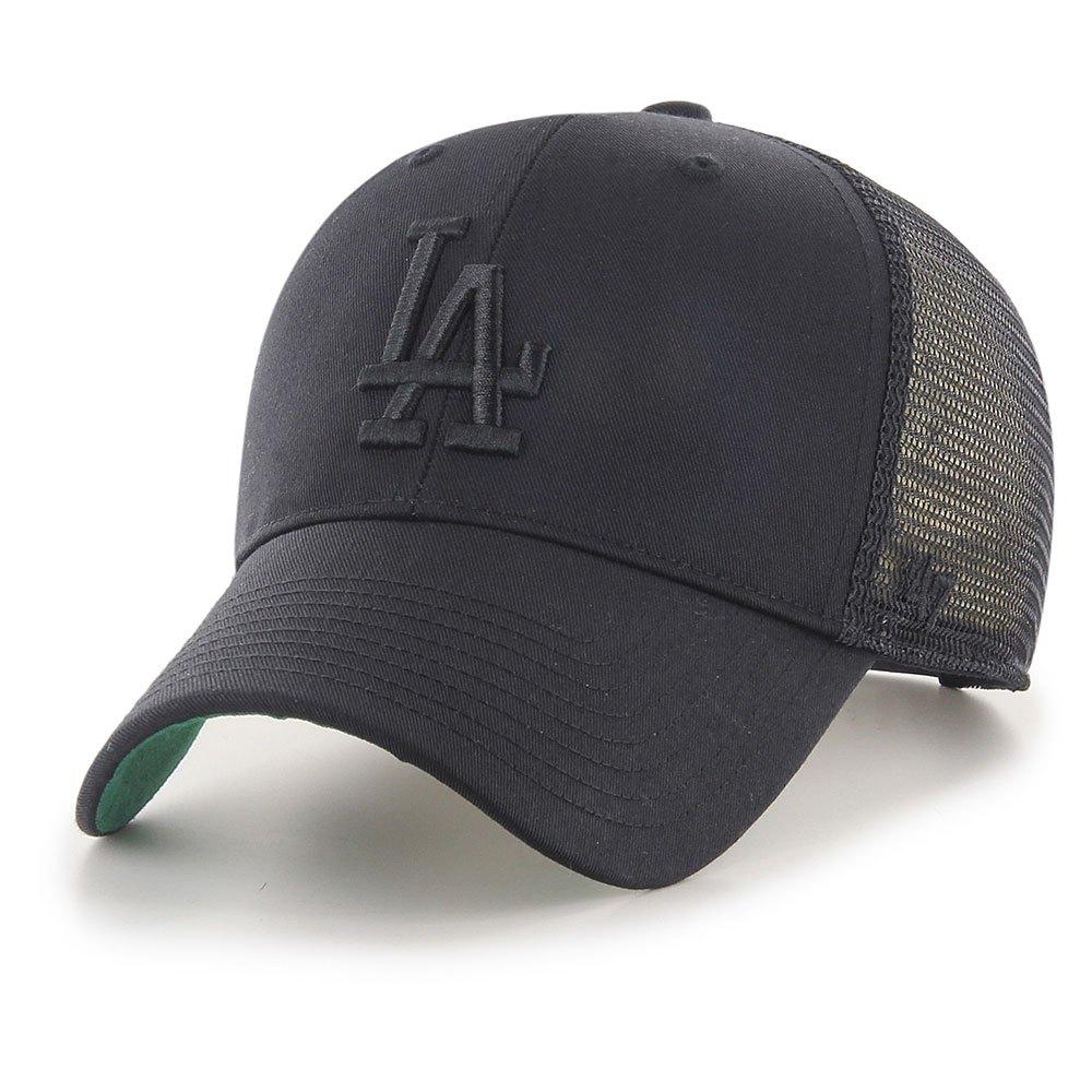 47 Casquette Mlb Los Angeles Dodgers Branson Mvp One Size Black