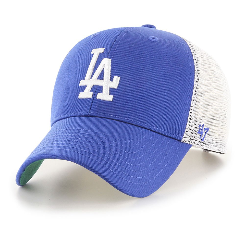 47 Casquette Mlb Los Angeles Dodgers Branson Mvp One Size Royal / White