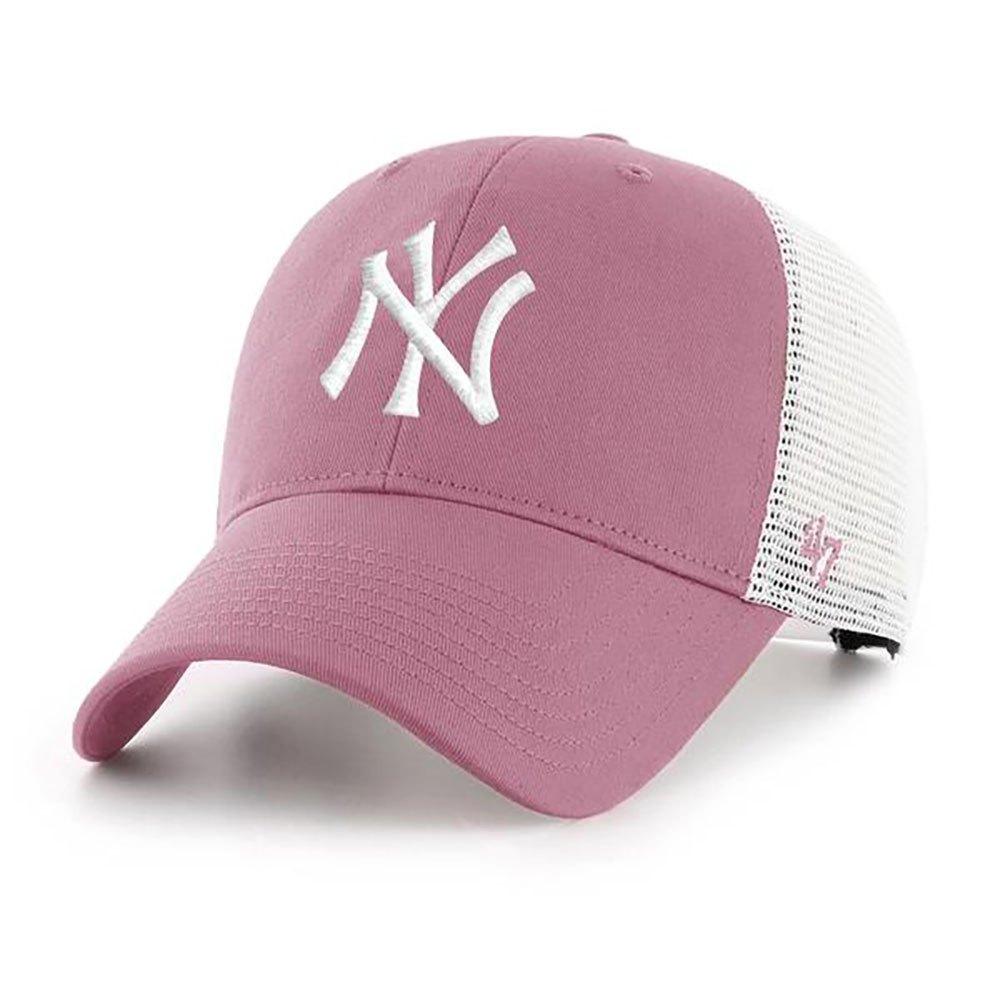 47 Mlb New York Yankees Flagship Mvp One Size Mauve / White